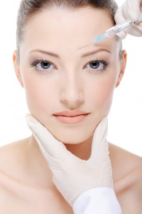 BOTOX® Injection of Frown Lines