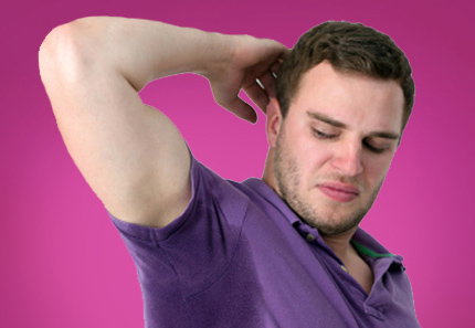 Do You Have Excessive Underarm Sweat