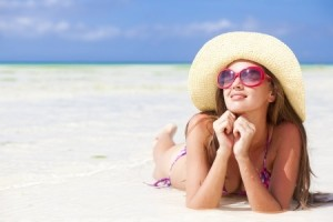 harmful UV rays damage