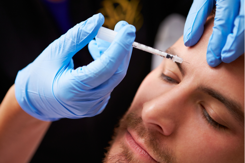 Brotox: Why Botox for Men Is on the Rise | Anand Medical Spa NYC